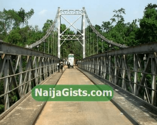boko haram bombs bridge