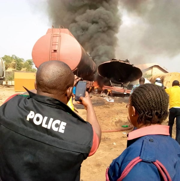 tanker explosion anambra today