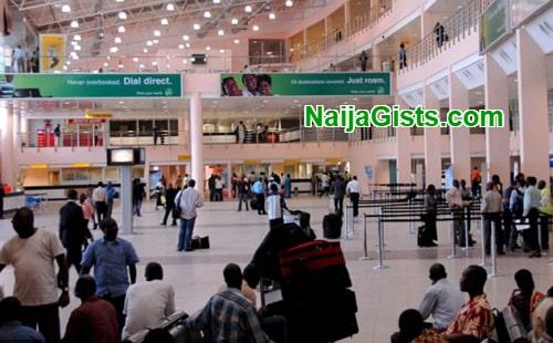 nigerians stranded in canada