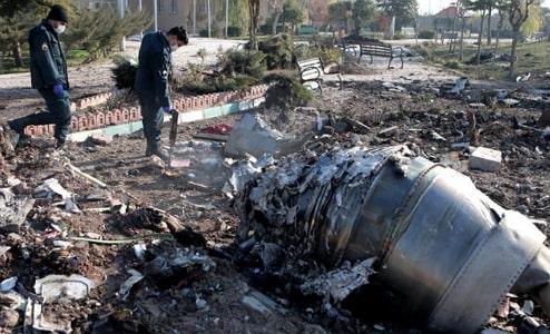 did iran shoot down ukranian plane