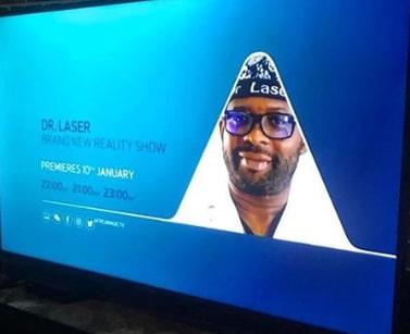 dr laser tv show