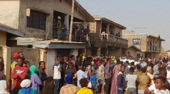 fire kills 3 children molete ibadan