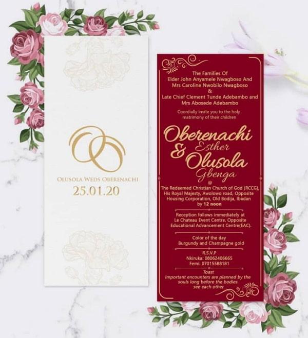 gbenga adebambo wedding iv