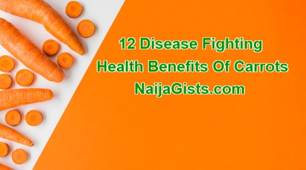 health benefits of carrots skin hair diabetes