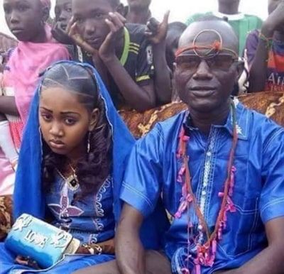 history of child marriage in nigeria