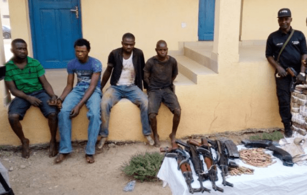 ikirun bank robbers death sentence