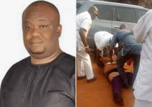 Imo Politician Shot & Killed By His Own Body Guard... Hon Ndubuisi Emenike Killer Arrested