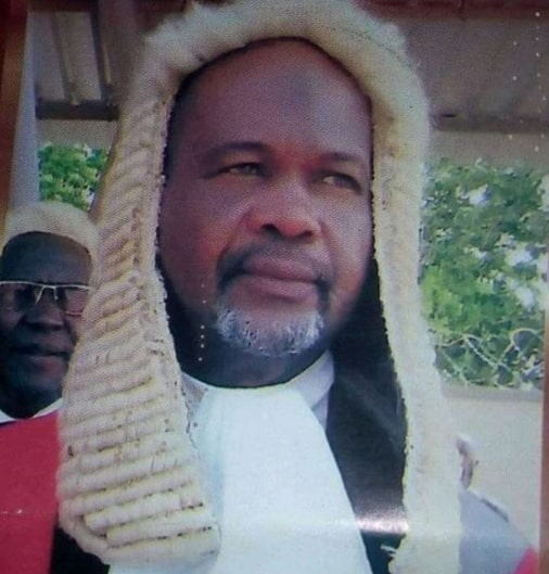 katsina chief judge dies accident