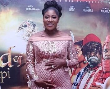 mercy johnson movie release date