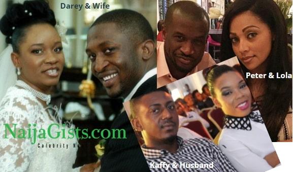 nigerian celebrities married to older women