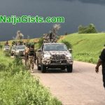 nigerian soldiers chase boko haram off highway