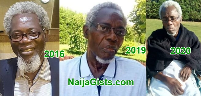 victor olaotan health condition