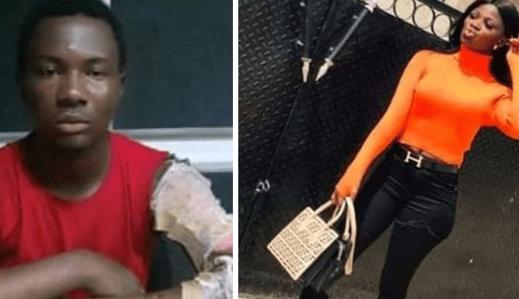 yahoo boy killed cheating girlfriend