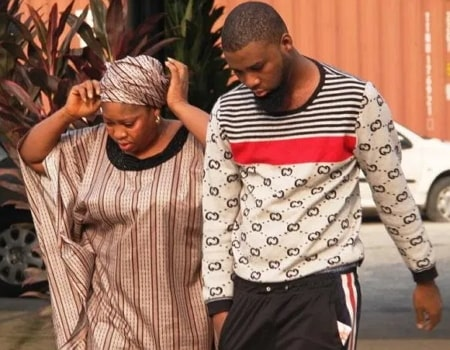 yahoo boy mother jailed