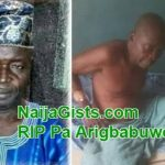 Nollywood Yoruba Actor Toyosi Arigbabuwo Is Dead: Veteran Actor Loses Battle To Diabetes