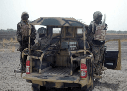 4 nigerian soldiers killed ambush attack niger state