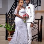 Newly Married Anita Joseph Praises Husband, Promises To Adjust Lifestyle To Please Him