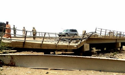 boko haram bombs crowded bridge gamboru borno