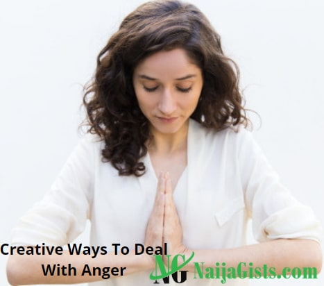 creative ways to deal with anger