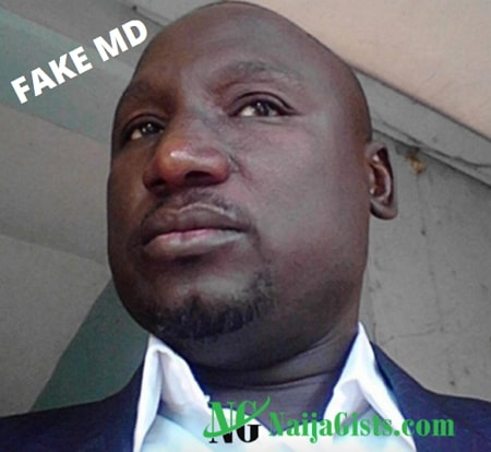 fake md kaduna state ministry of health