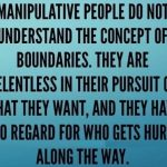 To Live A Fulfilling Life, Avoid Manipulative & Abusive People - See How To Recognize Them