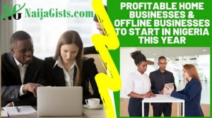 Home Business Ideas In Nigeria 2020 [VIDEO]