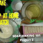 how to make washing soap