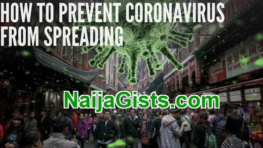 how to prevent coronavirus when flying