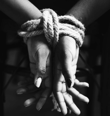 man chained wives katsina
