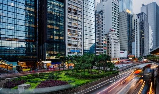 modern urban centers nigeria