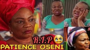Patience Oseni Is Dead: Nollywood Actress Dies Of Stroke In Calabar Cross River State