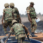 Pirates Kill 4 Soldiers Escorting Crude Oil Vessel In Lutegbene Bayelsa State