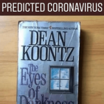 The Book That Predicted Coronavirus (2020 Prediction From Eyes Of Darkness)