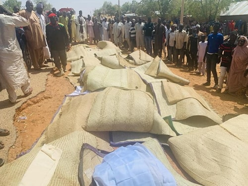 24 burnt to death jigawa state accident