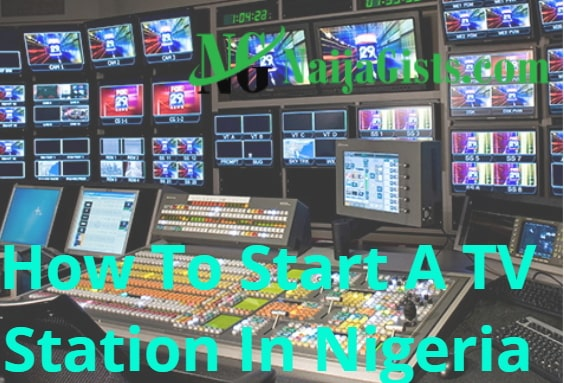 How To Start A TV Station In Nigeria
