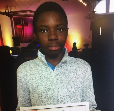 Nigerian Boy Kidnapped In Toronto Canada