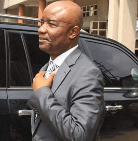 Rev Chidi Okoroafor adultery