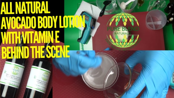 best all natural body lotion