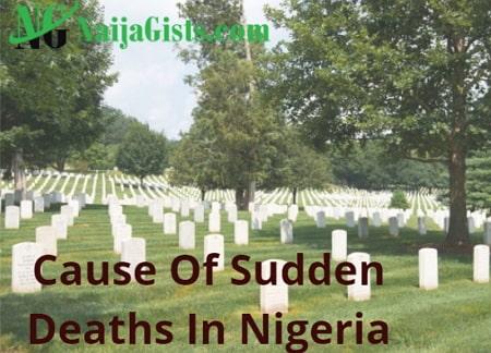 cause sudden death nigeria