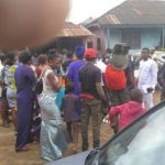 COVID-19 Enforcement Team Shuts Church Wedding In Jabi Abuja