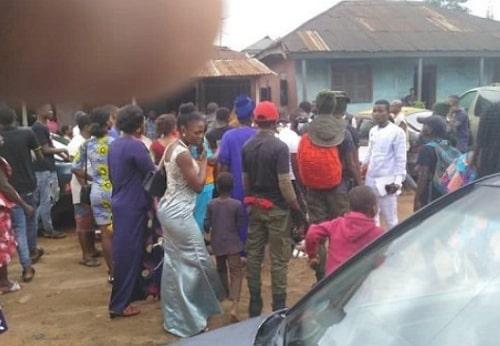 church wedding shuts down abuja