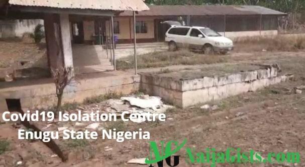 covid 19 isolation centre enugu