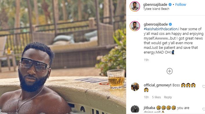gbenro ajibade news