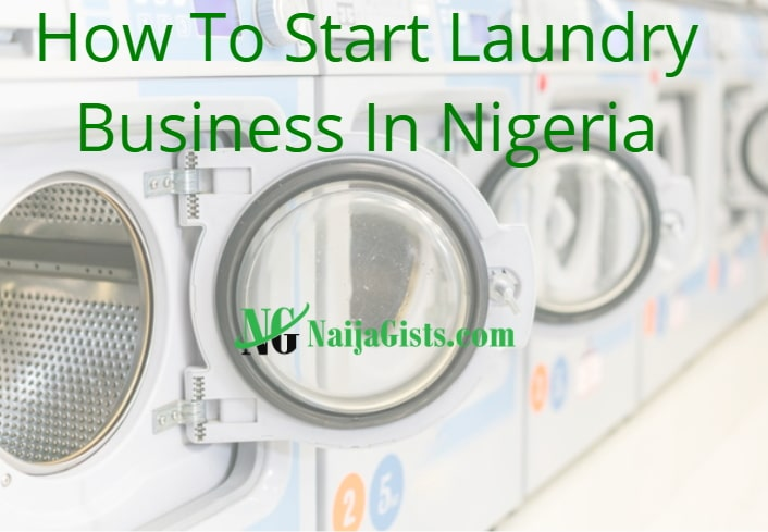 how to start laundry business in nigeria