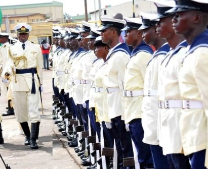 nigerian navy recruitment form 2020