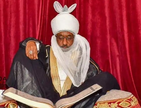 sanusi arrested exiled nassarawa