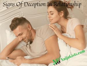 11 Subtle Signs Of Deception In Relationships
