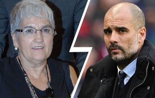 Pep Guardiola loses mother coronavirus