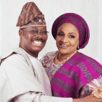 """Abiola Ajimobi Cheated On Me Twice""- Wife, Florence Ajimobi Opens Can Of Worms"