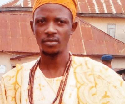 chief murdered tiv man ekiti